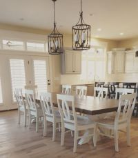 17+ best ideas about Farmhouse Table Chairs on Pinterest ...