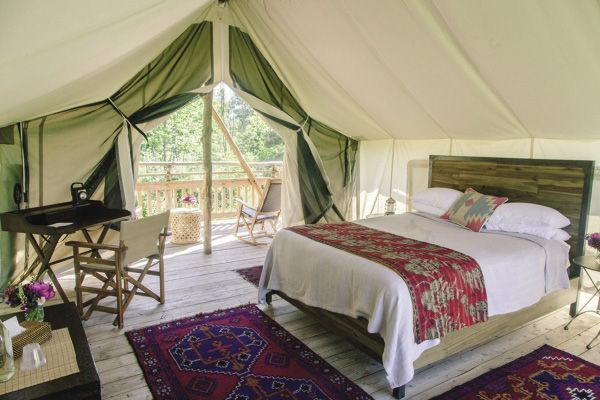 4129 best images about {group} Glamping : Luxury Tents