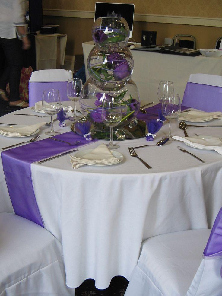 wedding table top decorations  Wedding StylingWedding