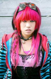 ideas emo hairstyles