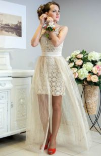 78+ ideas about Crochet Wedding Dresses on Pinterest ...