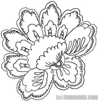 1000+ images about embroidery designs for clothes on