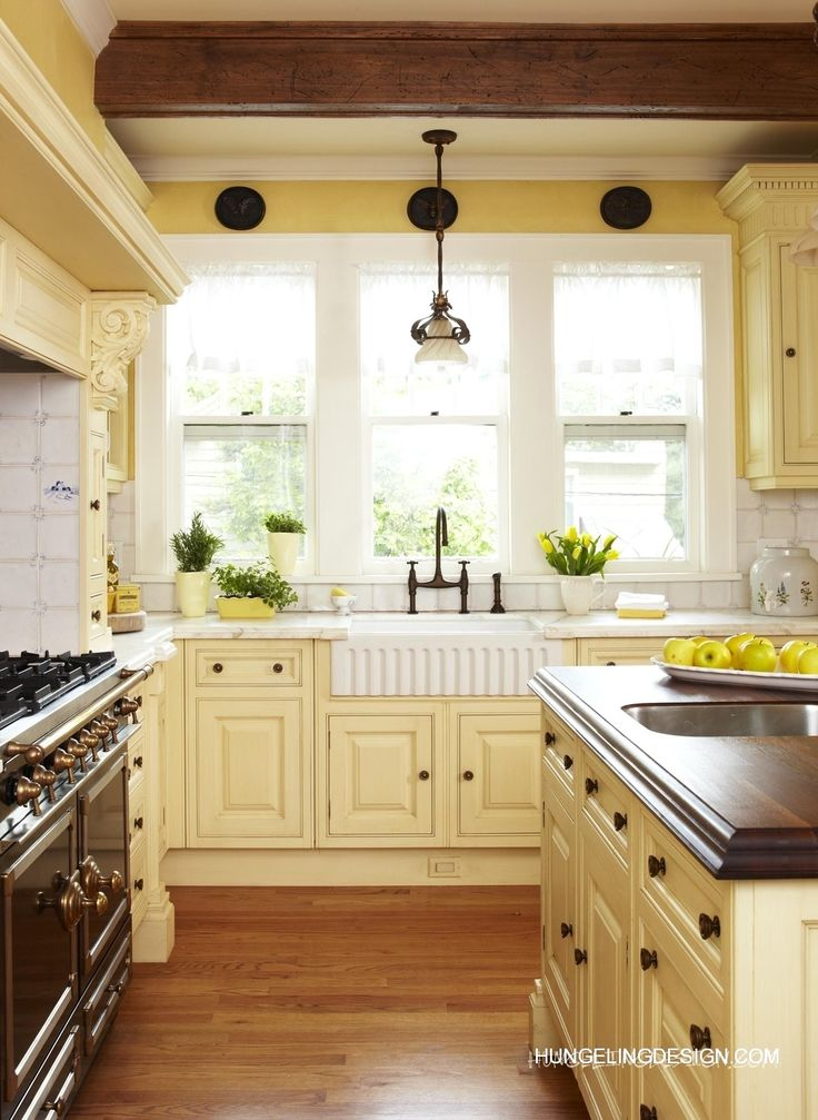 25 best ideas about Yellow Kitchens on Pinterest  Yellow