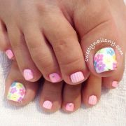 ideas cute pedicure