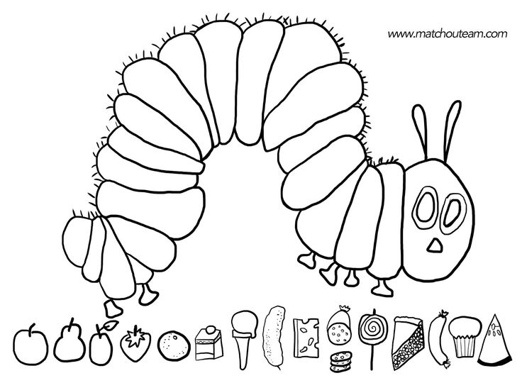 96 best hungry caterpillar images on Pinterest