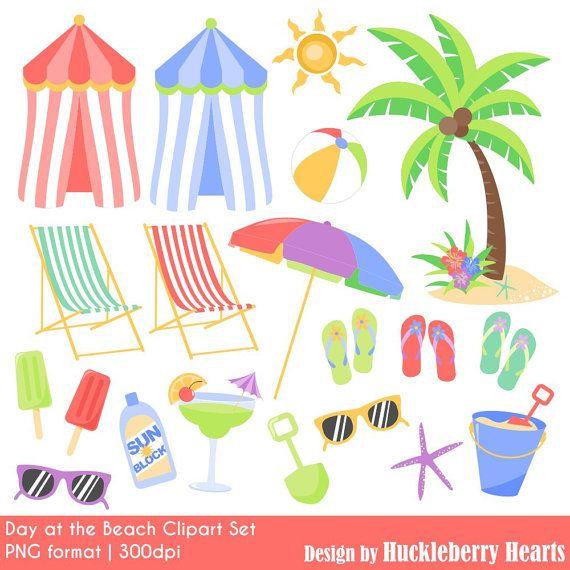 ideas beach clipart