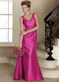 17 Best ideas about Fuschia Bridesmaid Dresses on ...
