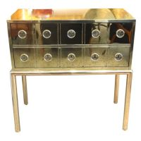 Mastercraft Brass Chest | Antiques, Drawers and Furniture