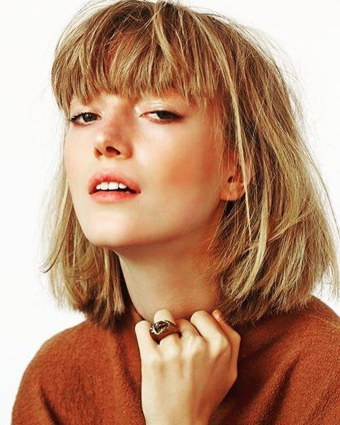 25 Best Ideas About Haircut 2017 On Pinterest Medium Cut