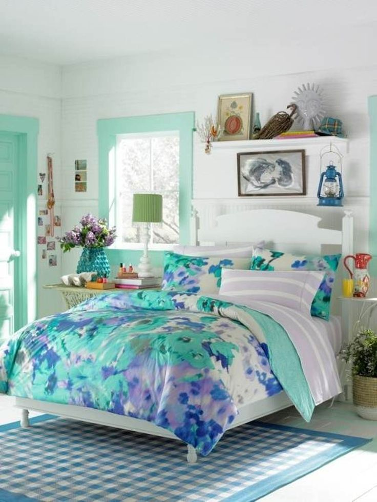 1000 ideas about Blue Girls Bedrooms on Pinterest  Girls Bedroom Tiffany Blue Bedding and
