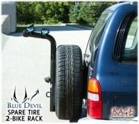 Best 25+ Spare Tire Bike Rack ideas on Pinterest | Garage ...
