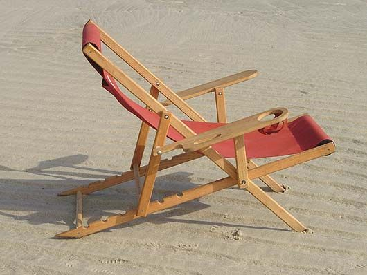 17 Best images about Beach Chairs on Pinterest  Teak