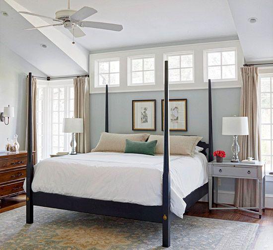 Best 25 Window above bed ideas on Pinterest