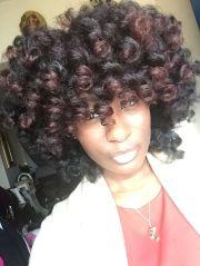 kinky hair