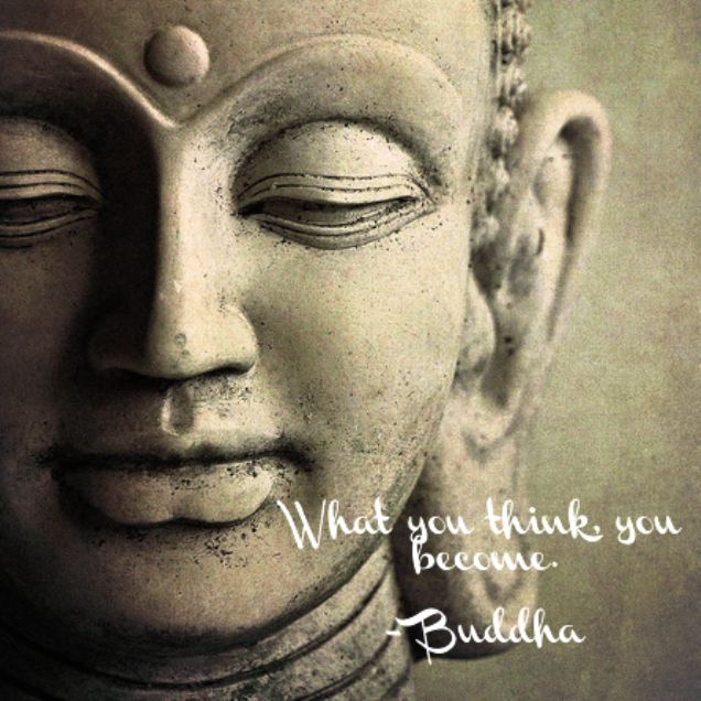 Friendships Wallpapers With Quotes What You Think You Become Buddha Quote Buddha