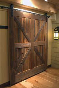 25+ best ideas about Rustic barn doors on Pinterest ...