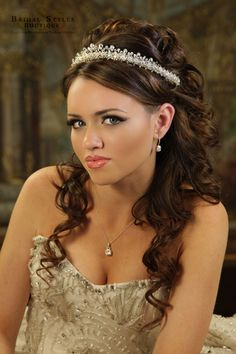 10 Best Images About Quinceanera Hairstyles! On Pinterest