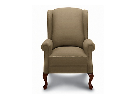 Wingback recliner Lazy Boy Sweats furniture can order