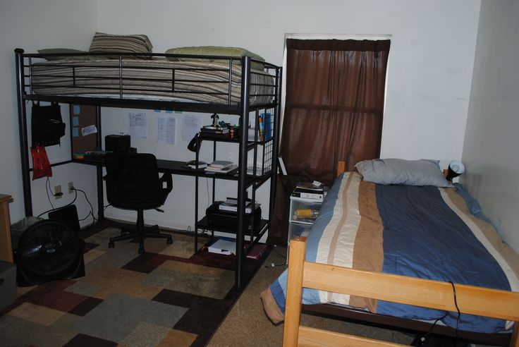 Crusader Court North Greenville University Male Dorms