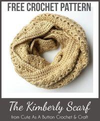 25+ best ideas about Crochet Infinity Scarves on Pinterest ...