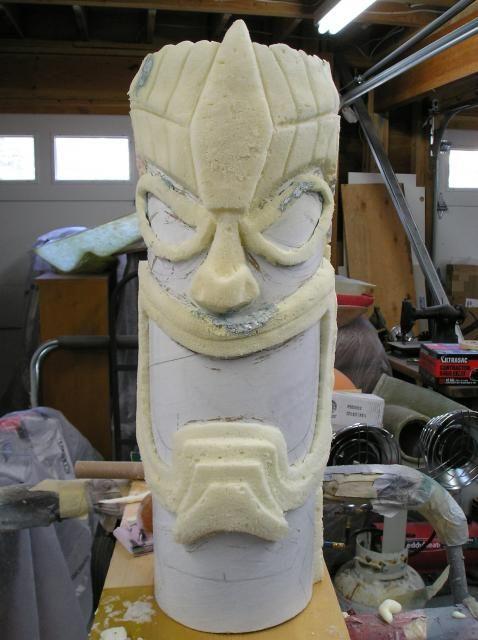 25 Best Ideas About Tiki Totem On Pinterest Luau Party