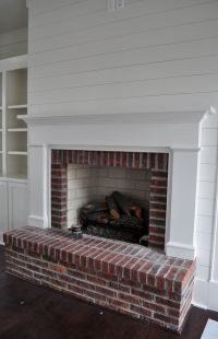 Brick Fireplace Photos - WoodWorking Projects & Plans