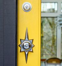 25 best images about Mid Century Modern Entryway - Knobs ...