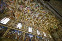 Sistine chapel | Tiger Rising (chapter book) | Pinterest ...
