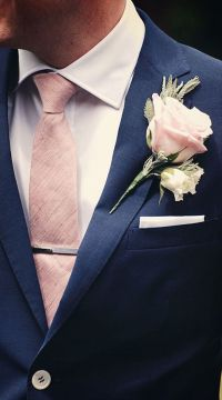 25+ best ideas about Pink ties on Pinterest | Navy wedding ...