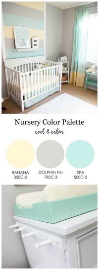 25+ best ideas about Nursery paint colors on Pinterest ...