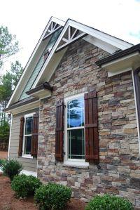 Best 25+ Cedar shutters ideas on Pinterest