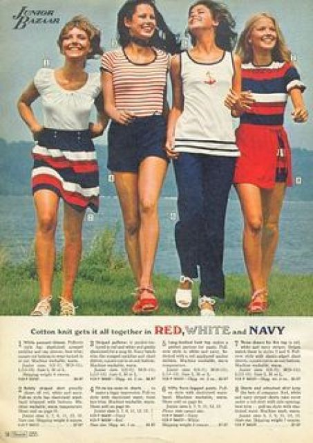 70s clothing for girls