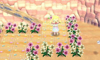 Animal Crossing New Leaf Sand Shell Path Qr Codes Animal Crossing New Leaf Paths Pinterest