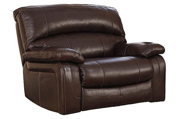 The Damacio Oversized Recliner From Ashley Furniture