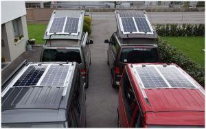 SOLAR PanelModuleAnlage VW California T5  T6 wwwcalisolarch Solaranlagen | #3 Roger's Dream
