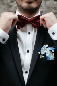 25+ best ideas about Bow Tie Groom on Pinterest | Groom ...