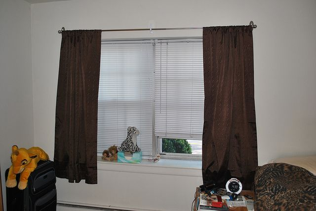 Curtains Held Up By Heavy Duty 3M Hooks Things For My Wall Pinterest Hooks Photos And