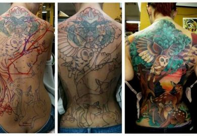 Tattoo Ideas For A Cover Up