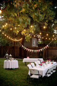 Best 20+ Outdoor parties ideas on Pinterest | Garden ...