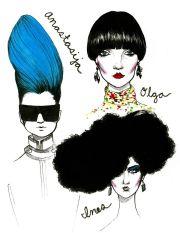 great ideas fashion illustration