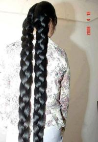 Long Braided Indian Hair | www.imgkid.com - The Image Kid ...