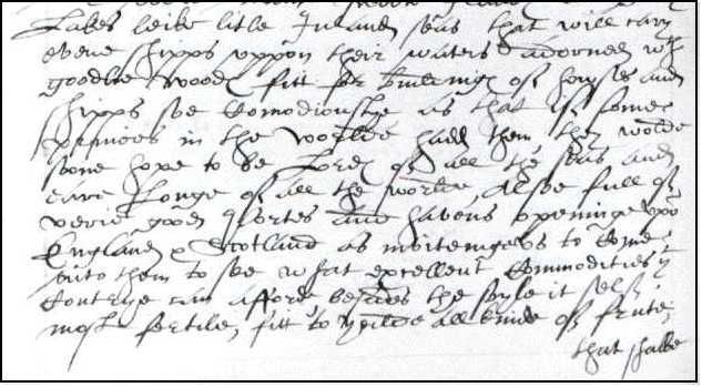 16th century English handwriting- learning to read and