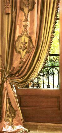 Beautiful drape | Frenchie. | Pinterest | Window