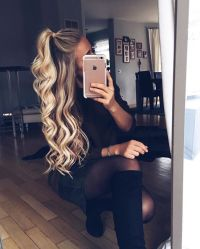 78+ ideas about Long Hairstyles on Pinterest | New ...