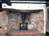 23 best images about Inglenook Fireplace Restoration with ...