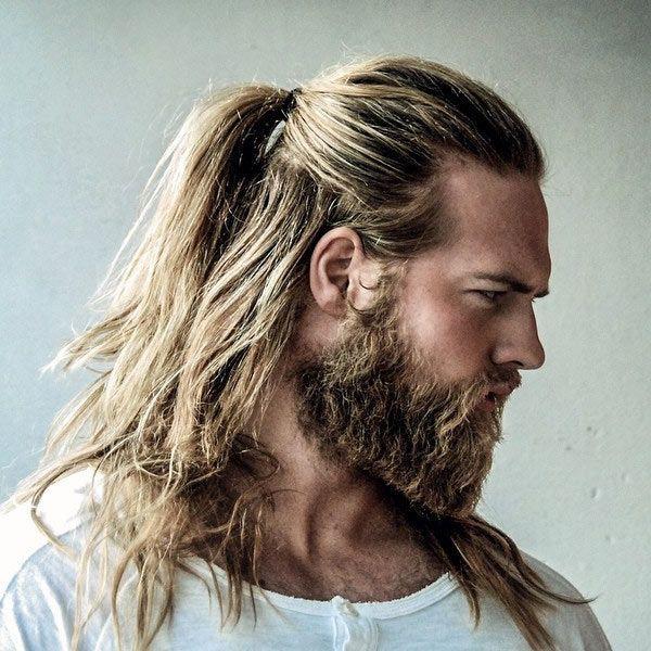 Die Besten 25 Lange Haare Männer Ideen Auf Pinterest Männer
