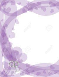 100 best images about Wedding Invitation Border/BG on ...