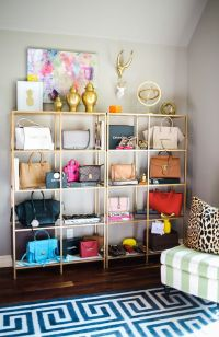 25+ best ideas about Purse Storage on Pinterest | Handbag ...