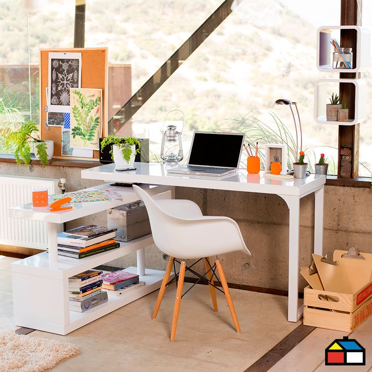 17 Best images about Escritorio on Pinterest  Cable Home