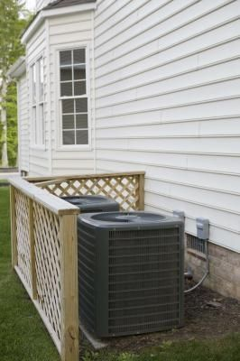 25 Best Air Conditioner Cover Ideas On